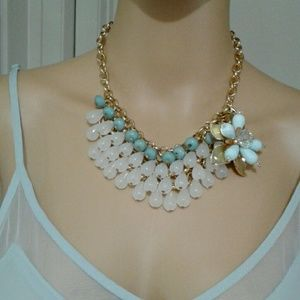 Jewelry - Summery Statement Necklace